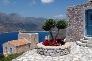 Greece, Hellas, Mani Peninsula