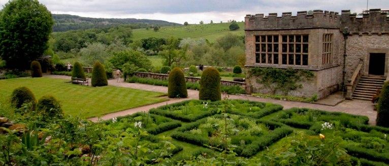 Haddon Hall, Derbyshire, England