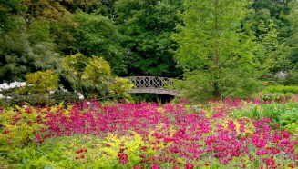 Harewood House Gardens, Leeds, West Yorkshire