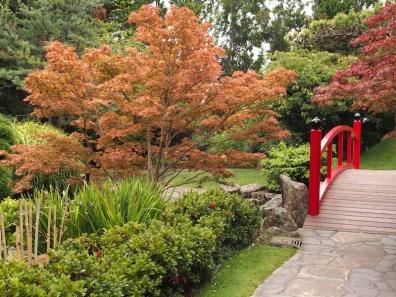 Hobart Botanic Garden Japanese garden designed by Kanjiro Harada