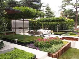 MIFGS gold medal garden 2015. design Nathan Burkett