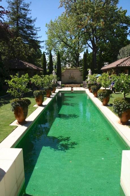Melbourne garden. Design Paul Bangay