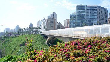Miraflores, Lima Peru skyline Photo Mira4espina78y