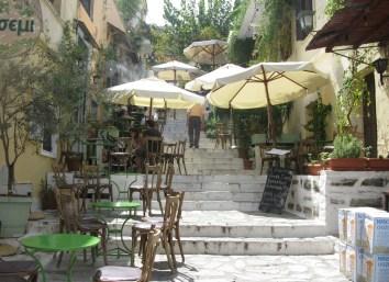 Greece, Athens, Pláka (old town) Photo Tilemahos Efthimiadis