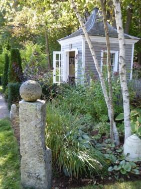 Private Garden on tour