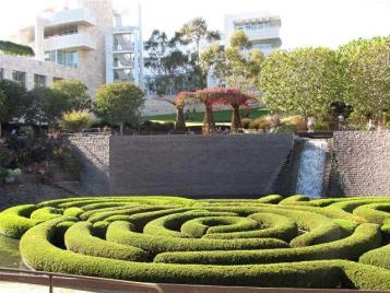 USA, California, Los Angeles - J Paul Getty Center LA. Photo Sandra Simpson