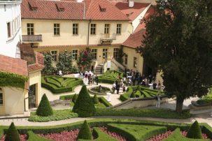Vrtba Gardens, Prague, Czech Republic