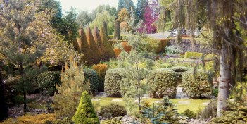 York Gate Gardens, Leeds, United Kingdom
