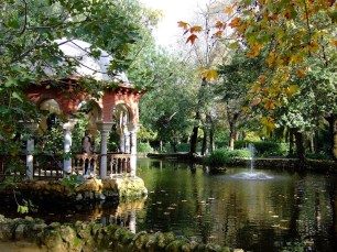 Maria Luisa Park Seville, Spain. Photo Ramallojpg
