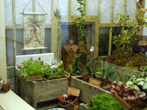 Singapore Garden Festival 2014 Miniature Harry Potter garden
