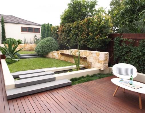 Sydney suburban garden. Design Impressions Landscape Design
