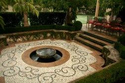 Jamie Clapham garden, Toorak