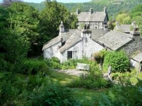 Dove Cottage, home of William Worsdworth, Grasmere UK. Photo Lynn Rainard