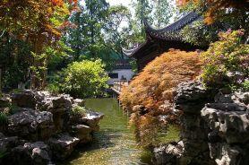 Shanghai Yuyan Gardens Photo Jakob Halun