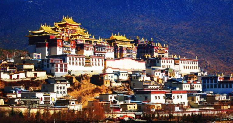 Songzhanling Monastery, Deqin Autonomous Prefecture, China