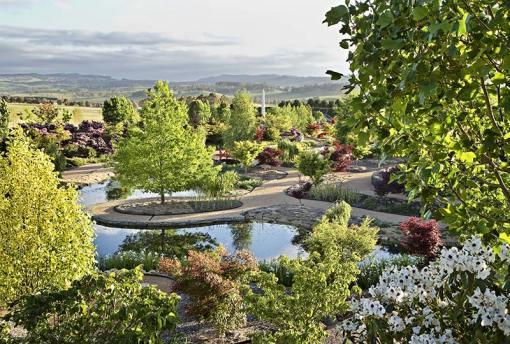 Water Garden at Mayfield Garden © Mayfield