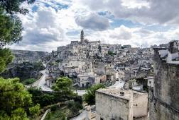 The old town of Matera © Michele Ursino/FlickrCC