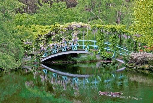 The gardens of Tieve Tara © Judith Brand