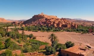 Ait Ben Haddu, Morocco.