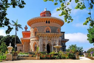 The Palace and Gardens of Monserrate, Sintra