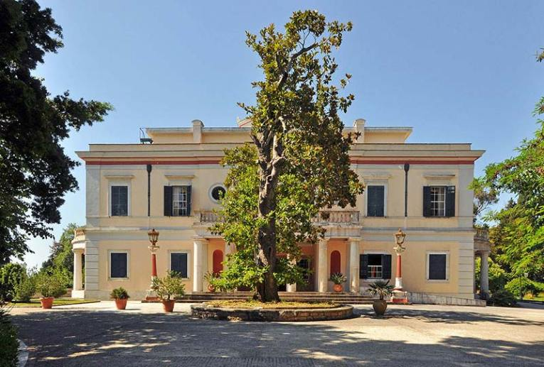 Mon Repos Palace, Corfu © Marc Ryckaert (MJJR)/WikimediaCC