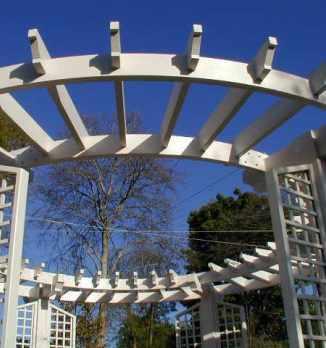 Garden Pergolas Rose Arches Amp Arbours Essex UK The
