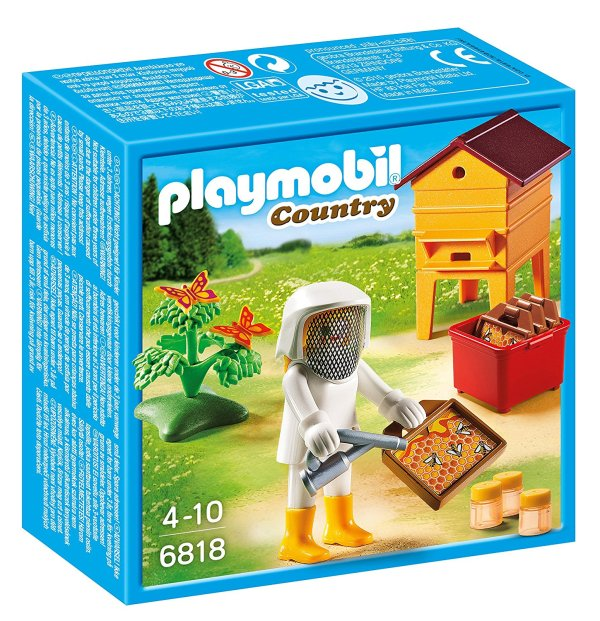 playmobile beekeeper