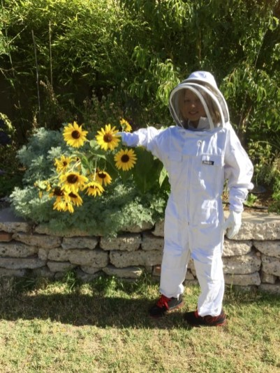 beekeeping kids
