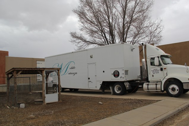 TCEDC's Mobile Matanza (photo by Elizabeth Hoover)