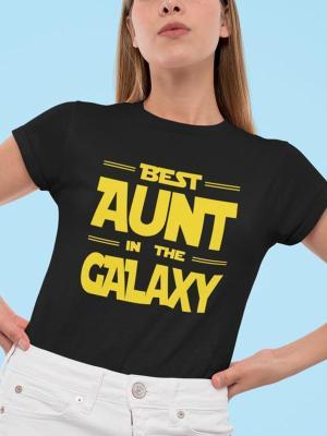 Best aunt in the galaxy, majica