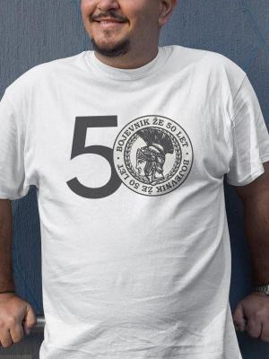 Bojevnik že 50 let majica