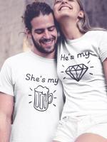 Komplet za pare Diamond and Beer
