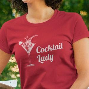 Cocktail lady