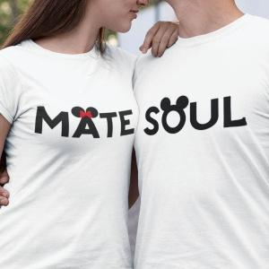 Komplet majic Komplet za pare: Soul & Mate