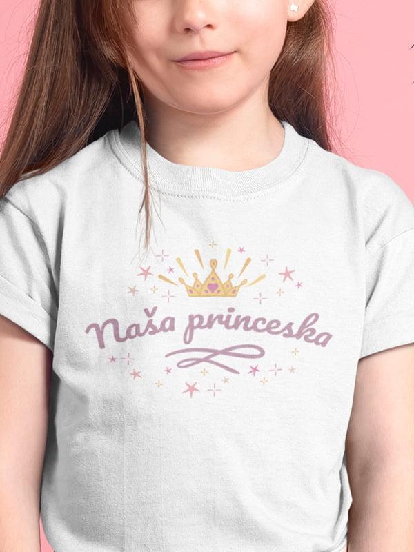 Naša princeska, otroška majica