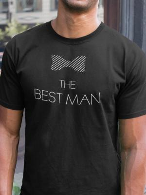 The best man, majica metuljšček