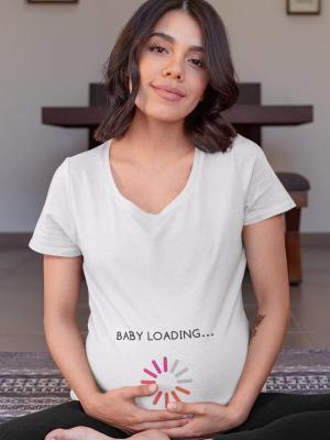 Baby loading kolešček, majica