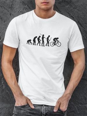 evolucija kolesar bela