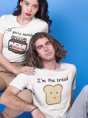 If you are nutella i am bread