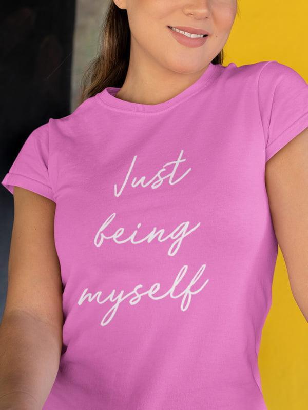 Just being myself, majica