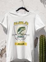Najboljši ribiči so rojeni julija, majica