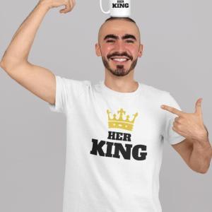 Her king, majica