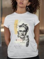 Revolution Frida Kahlo I hope the exit is joyful and