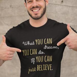 What you can dream Connectees, tshirt