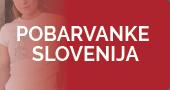 Pobarvanke na majicah slovenija