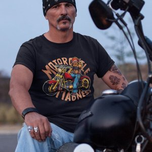 Motorcycle Madness, amjica