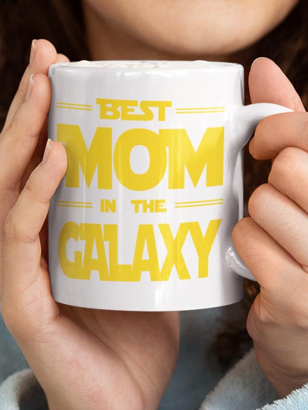 Skodelica best mom in the galaxy