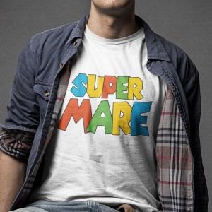Moška majica Super Mare