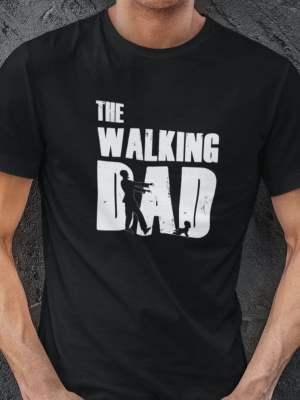 The walking dad dojenček majica