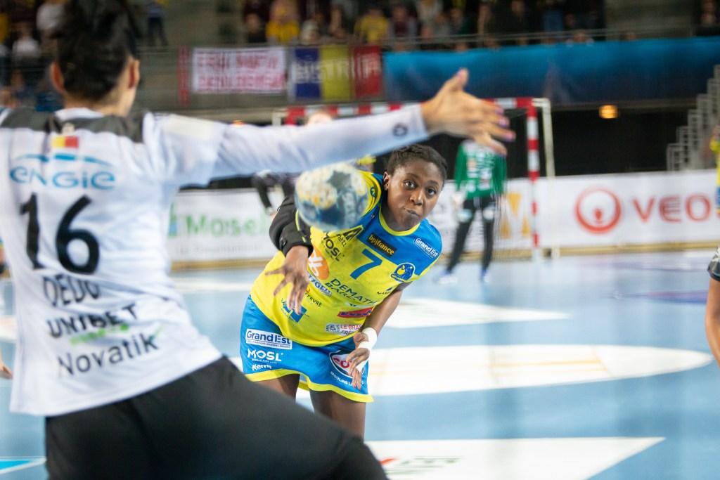 Entraînement vidéo du gardien de but de handball